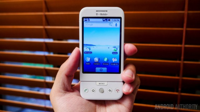 T-Mobile G1 hands-on