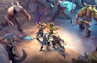 Dungeon Hunter 5 best android MMORPGs