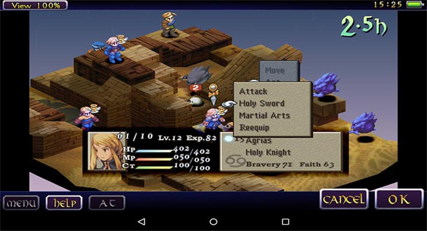 10 Best Strategy RPGs And Tactical RPGs On Android