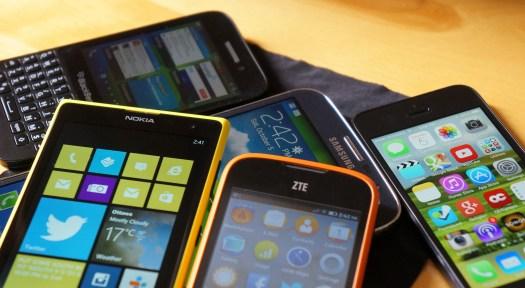 Nokia phone vs other phones