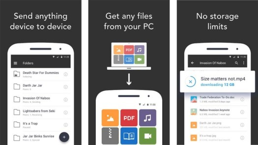 Resilio Sync is one of the best free Android apps
