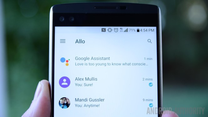 This is the featured image for the best messenger apps and chat apps for Android as seen on Android Authority.
