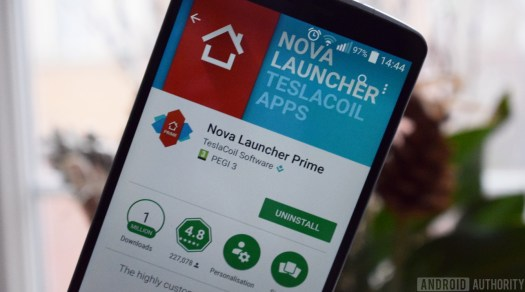 best android launcher apps for android