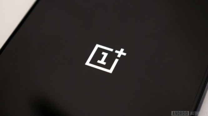 The OnePlus logo.