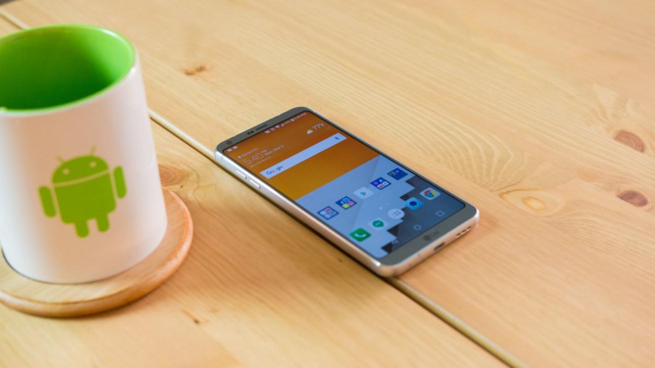 Проблемы LG G6
