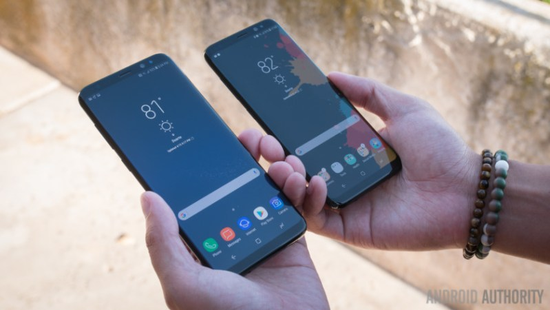 Best phablets - Samsung Galaxy S8 and S8 Plus