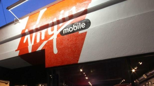 Virgin Mobile logo - best UK mobile networks