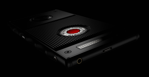 The RED Hydrogen One