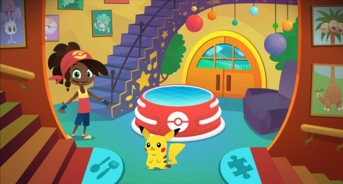 Pokemon Playhouse  a completely free game for kids is now available The Pokemon Company today announced that its newest game  Pokemon Playhouse  is now available for Android  The company has been entertaining us for the