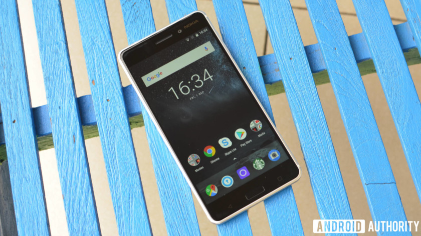 best phones under 15,000 nokia 6