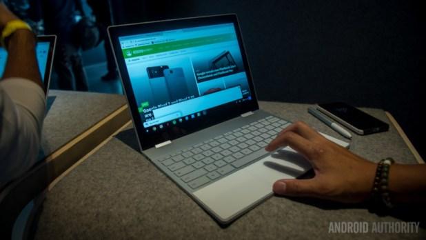 Chrome OS Pixelbook