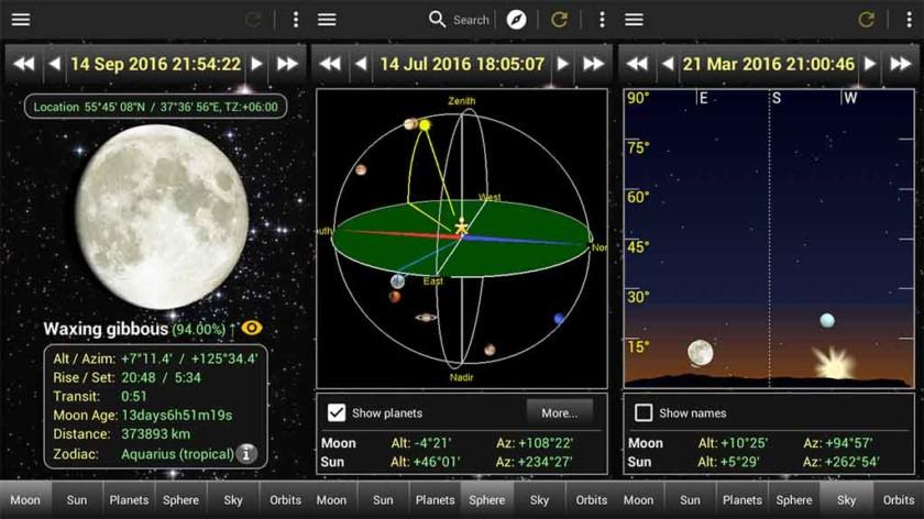 Daff Moon Phase