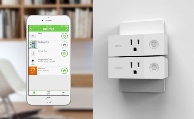 Wemo smart plug Black Friday deal