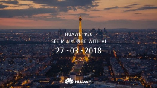 Huawei p20 video teaser