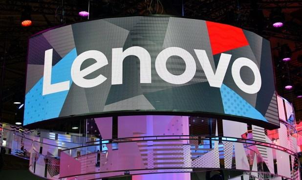 Lenovo logo MWC