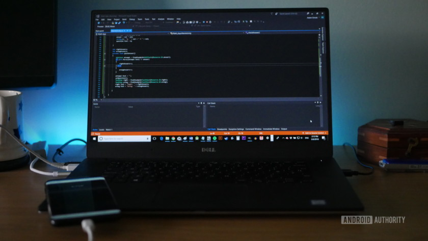 Xamarin-Android-Development-Testing-840x473 How to make an Android app with Xamarin Android