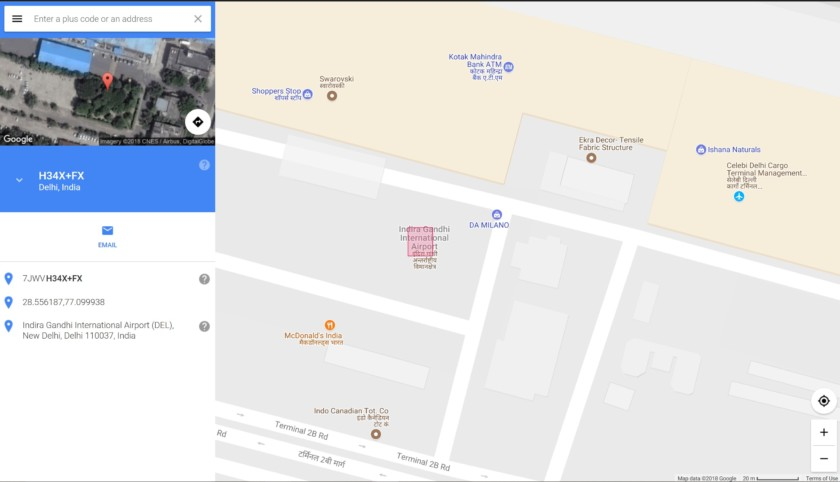 google-maps-plus-codes-840x482 Google Maps introduces Plus Codes, a simplified location-based digital addressing system, in India Android