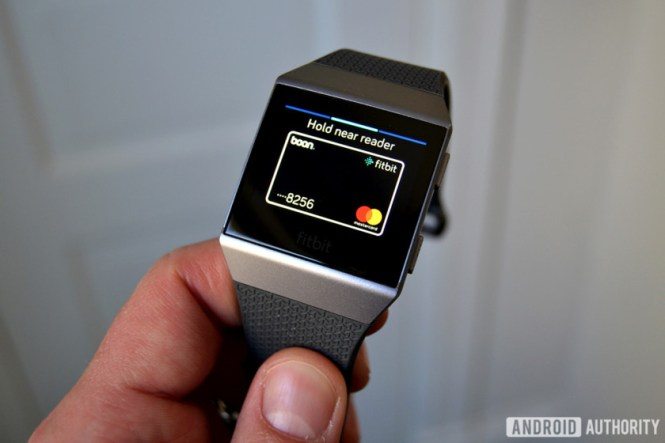 fitbit pay limitations