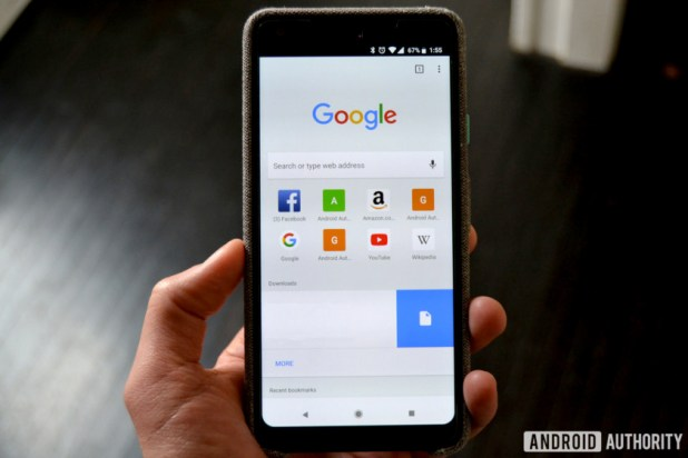 Google Chrome - best open source apps for android