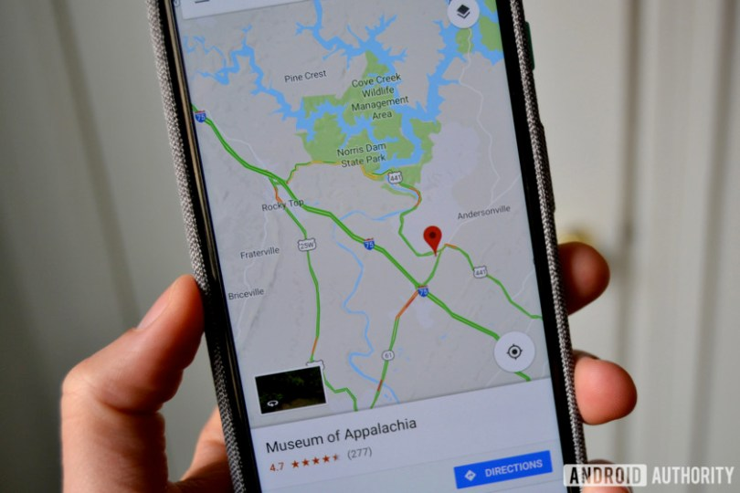You can now search for reviews right in the Android Google Maps app
