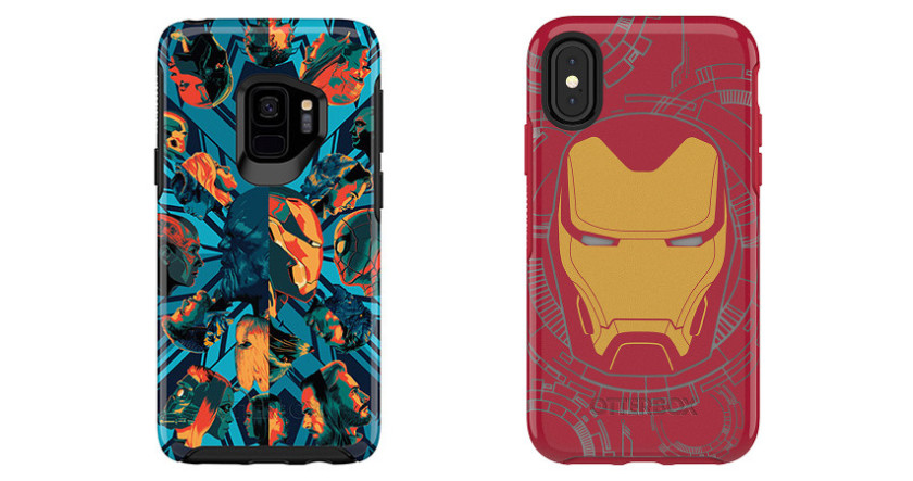 Avengers: Infinity War cases from OtterBox