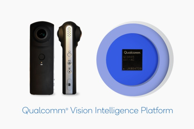 qualcomm vision intelligence platform