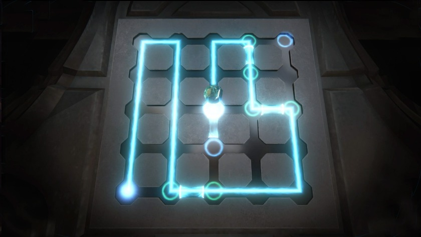 Returner 77 puzzle