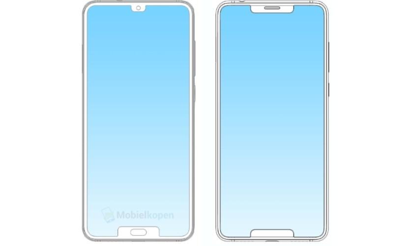 ZTE Iceberg patent comparison