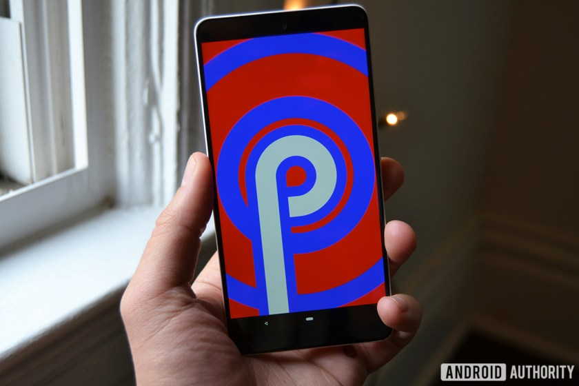 Essential Phone with Android P