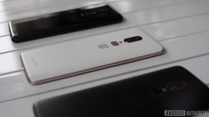 OnePlus 6 colors