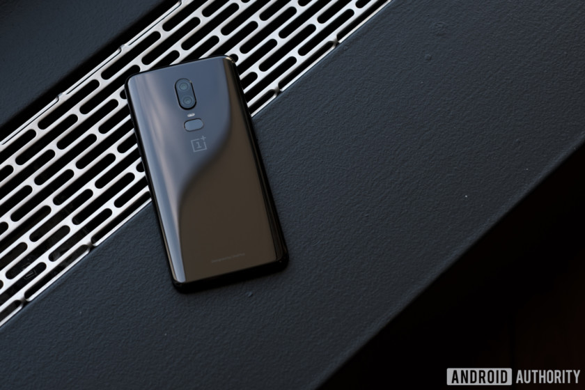 oneplus 6 problems - only option is to wait for a software update