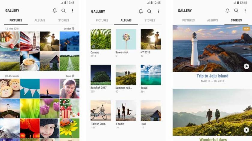 OEM gallery apps