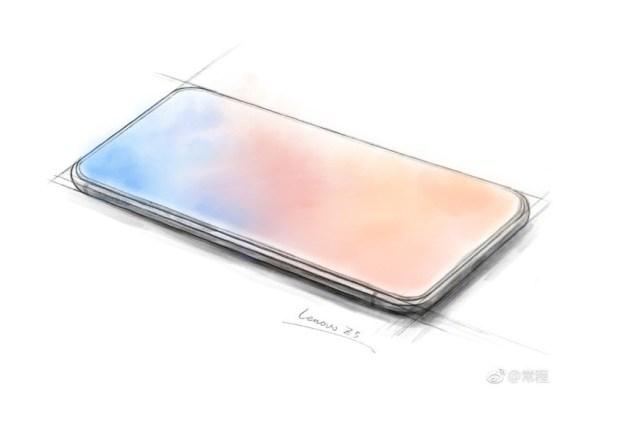 Lenovo Z5 concept image