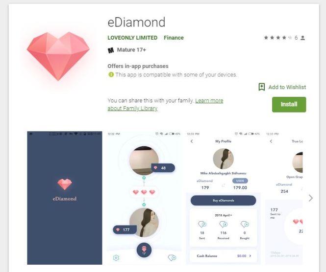 ediamonds - App Store