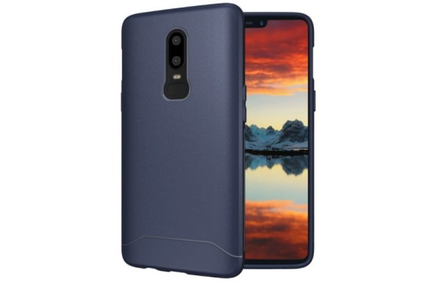 TUDIA - Best OnePlus 6 cases