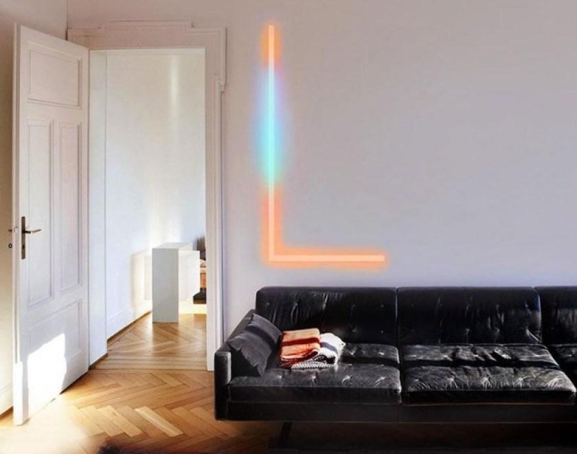 Lifx smart light bulbs