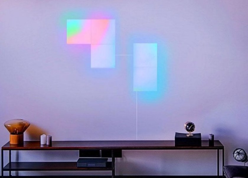 Lifx smart light bulbs tile and beam