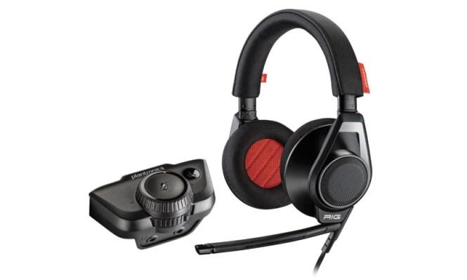 Plantronics gaming headset