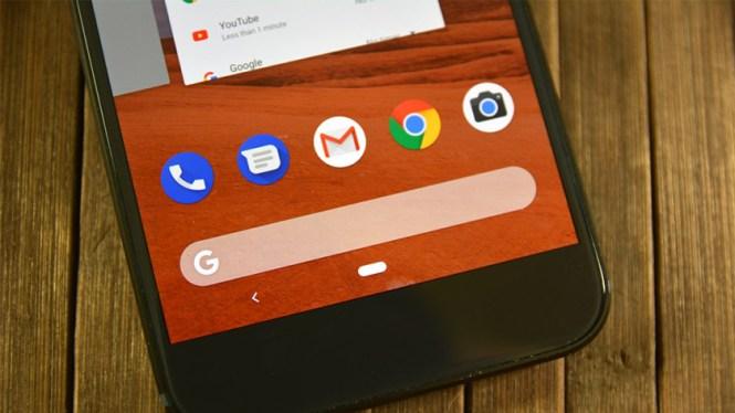 Android Pie Gesture Navigation