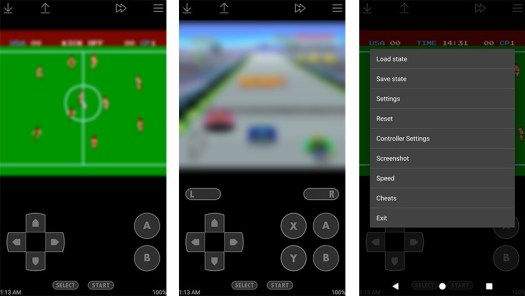 John NESS is one of the best SNES emulators for android
