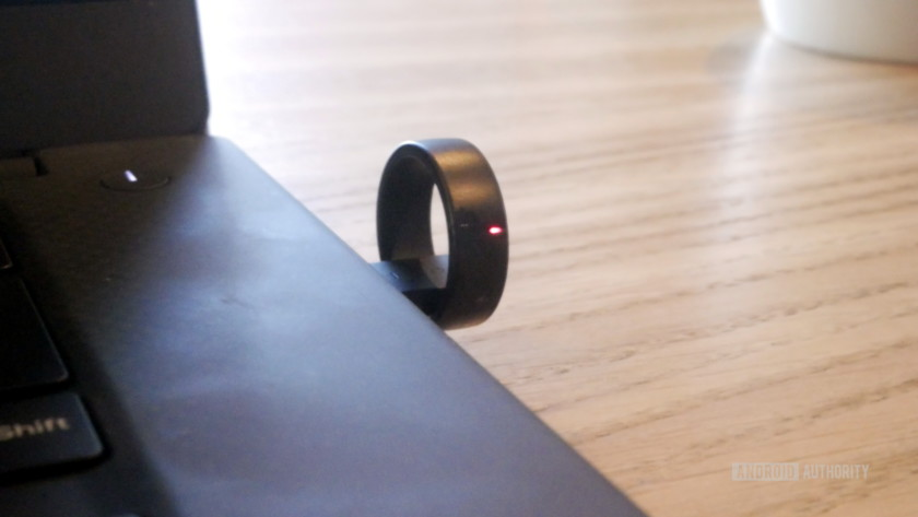 Motiv Ring review charging, Motiv Ring review