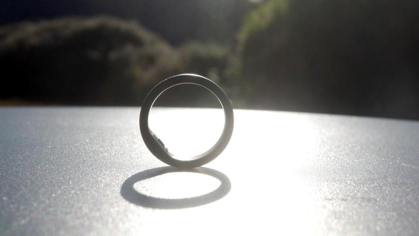 Motiv Ring side profile, Motiv Ring review