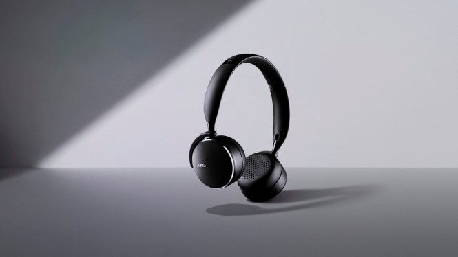 Samsung product image of the AKG Y500 on-ear.