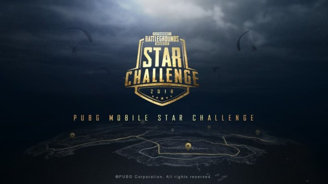 PUBG Mobile Star Challenge Banner
