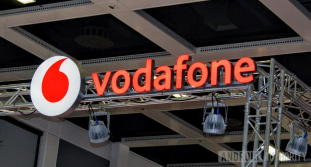 Vodafone logo from IFA 2018 - Vodafone UK network review