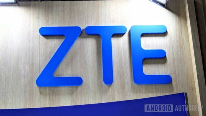 ZTE 5G phone