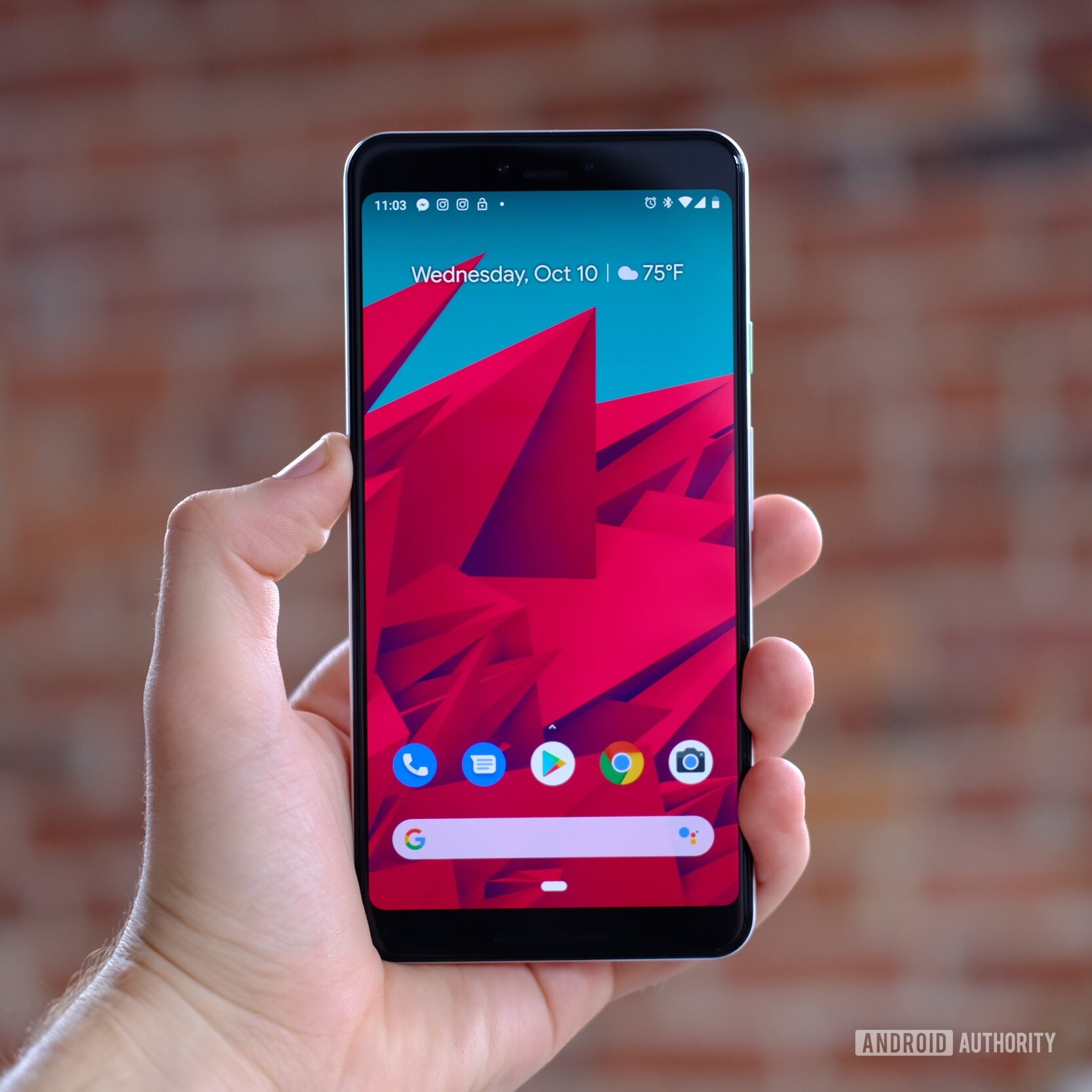 You Can Hide The Pixel 3 Xl Notch But Makes It Tricky