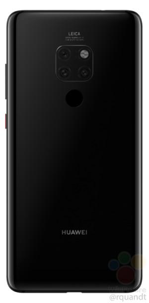 Huawei Mate 20 render 3