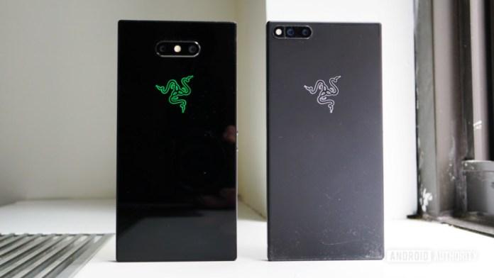 Un Razer Phone 2 trasparente sta arrivando