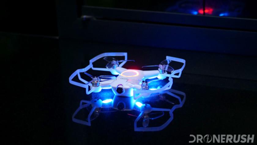 UVify OOri lights on a reflective surface
